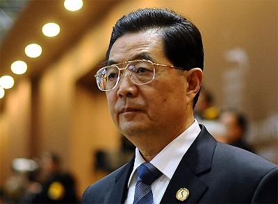 胡錦濤奪三權 收復北京