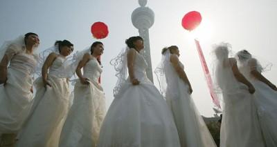 兩岸婚姻增 大陸新娘感慨多