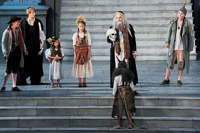 薩爾斯堡一部上演500年的話劇