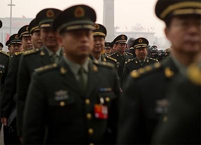 18大軍隊高層大換血  太子黨摩拳進軍委