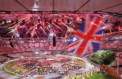 倫敦PK北京 高下立判 2012奧運回歸人文本質