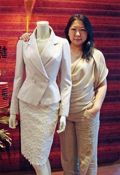 變制服為時尚 廖佳琳玩美揚國際