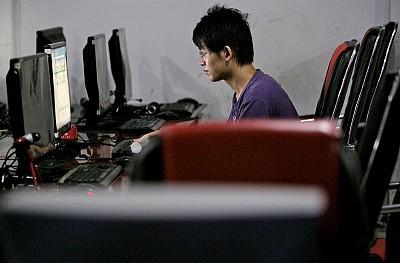 中國90後大學生勇於上網發聲