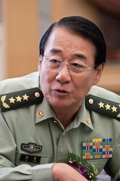 中國頭號太子黨劉源(二)政治明星的兩次遭貶