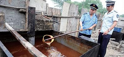 中國食品安全危機到底有多嚴重?