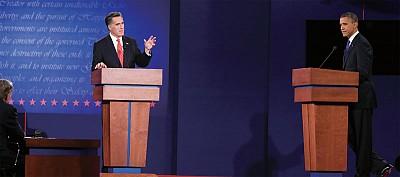 美國總統大選辯論 政府角色 vs.個人開創精神