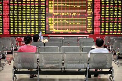 中共把持股市 中國金融不得自由