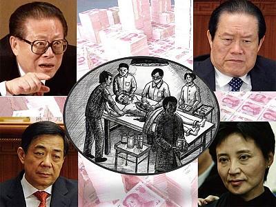 江澤民為販賣器官解除法律責任