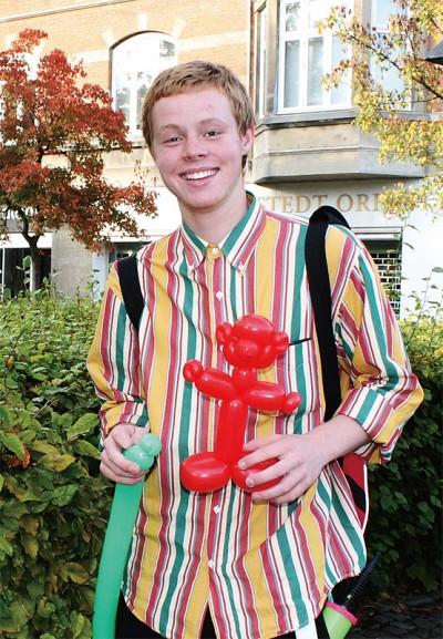 家在他鄉|丹麥高中生 散播輕盈的快樂