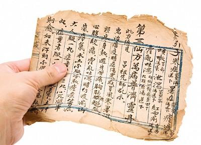 醫療體系|古代中醫的分科