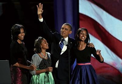奧巴馬贏連任「再四年」艱鉅挑戰