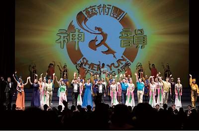 世界頂級歌劇演唱家:神韻對中國有益 更有益於全世界