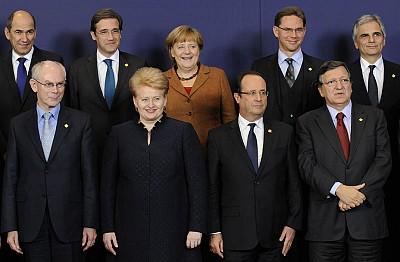 各有各的算盤 歐盟預算擱淺