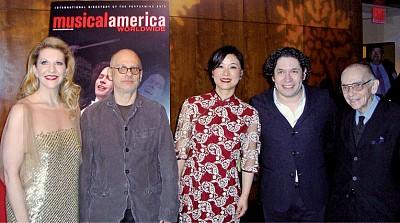 世界聽見琵琶聲 吳蠻獲音樂美國年度風雲人物獎