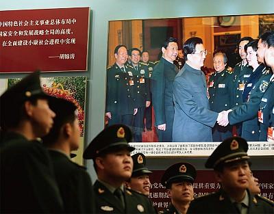 習近平廣東行的軍事祕密