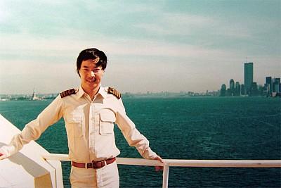 海上領航 岸上心明 永不迷航的老船長