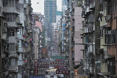 香港高房價 房租金超越豪宅