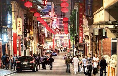 城市魅力|世界最佳唐人街 墨爾本的濃郁中國風