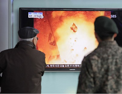 北韓核試背後的 中南海博弈