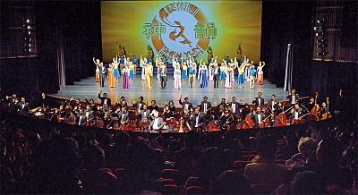 神韻臺北場場爆滿 大陸觀眾看見真正中國