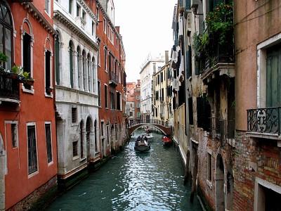 城市魅力|水上威尼斯 一葉扁舟凌萬頃