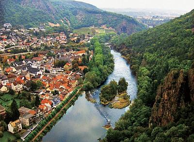 城市魅力|恬靜小城 德國最大天然療養地