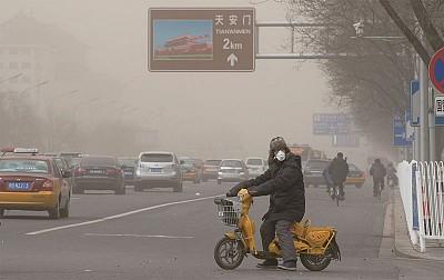 為了賺錢,中國快要窒息了!