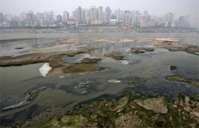 田園:中共不除,中國環境問題無解