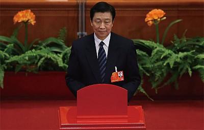 李源潮上位副主席 習近平挫敗江澤民