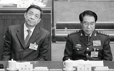 反腐戰爭直逼軍委  徐才厚或成標靶