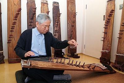 專訪韓國國樂家黃秉冀 伽倻琴樂曲是精神解毒劑
