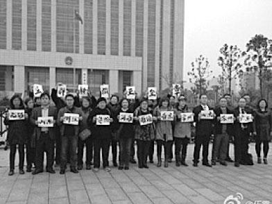 為法輪功辯護 律師王全璋提前獲釋
