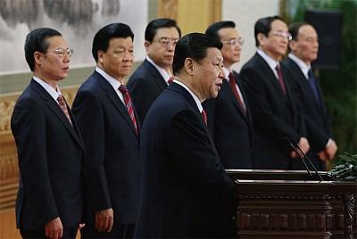 劉雲山連遭警告  出局最高決策圈