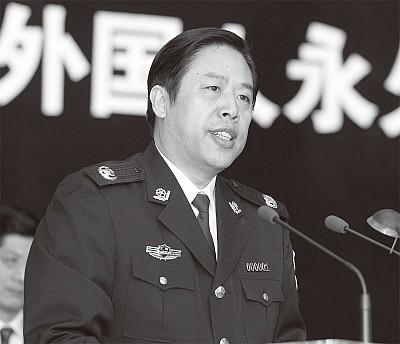 李克強上海整頓政法委  吳志明護照被繳