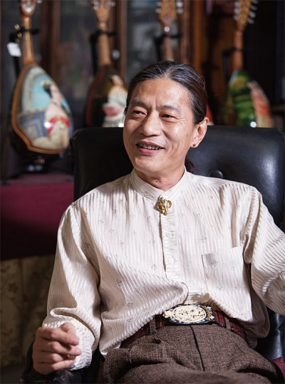專訪製琴藝術家蔡明助