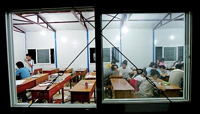 中國大學越來越像「殺手培訓基地」