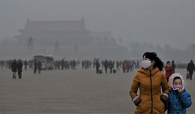 中國空污形象惡劣 外籍人士選擇出走
