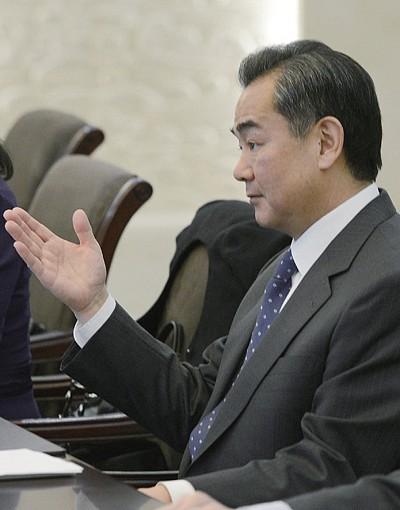 王毅破了外交部兩大潛規則