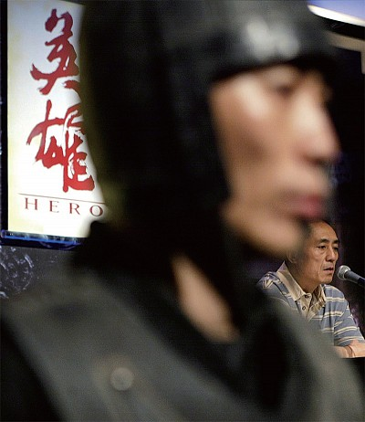 江澤民下令張藝謀拍《英雄》的內幕