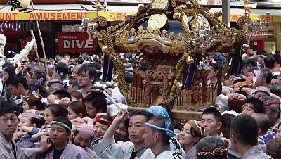 節慶聚焦|日本神田祭 東京都心禮敬祝禱