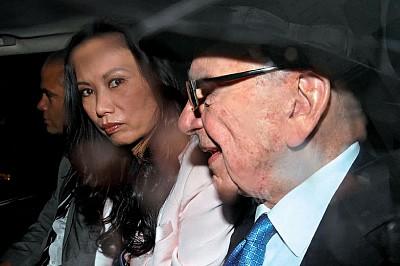 默多克與鄧文迪離婚內幕