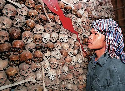 柬埔寨立法嚴禁否認紅色高棉暴行