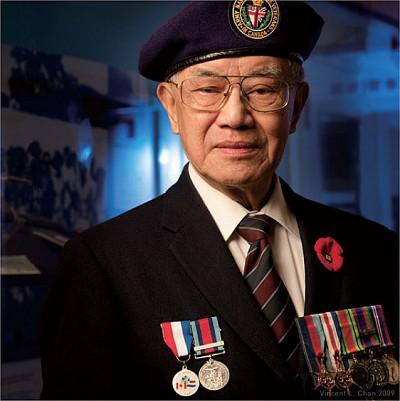 走過排華年代 荷蘭紀念獎章唯一華人