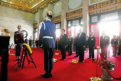 歷史回顧 九三中國抗戰勝利紀念日