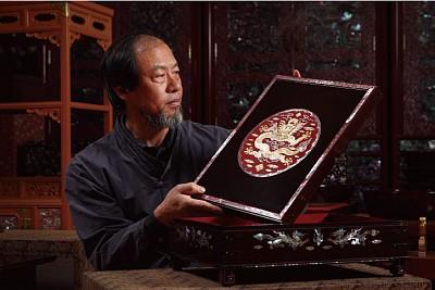 專訪韓國漆藝巨匠鄭秀華