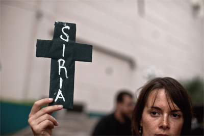 敘利亞危機對國際社會的考驗