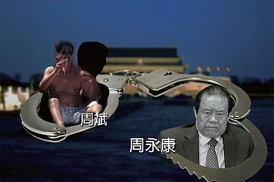 周永康經特批後露面  其子押回北京調查
