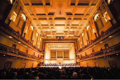 演繹東方傳奇與西方經典 神韻交響樂團波士頓奏曠世天音
