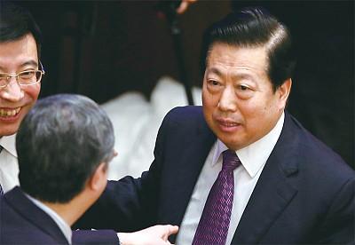 傳中共環保部長被調查 涉江澤民堂妹與周永康