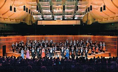 神韻交響樂團巡演圓滿結束 觀眾感受偉大的能量